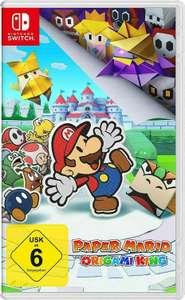 [eBay MM / Saturn] günstige Switch Spiele, z.B. Paper Mario für 35€, ... UPDATE: The Outer Worlds für 17 €