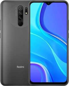 "Xiaomi Redmi 9 3+32GB (Helio G80, 6.53"" IPS, 2340x1080, NFC, 5200mAh, Quad Kamera, 18W QC, SD Slot, Dual SIM) - 64,90€ möglich"