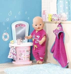 [coolshop] Baby Born – Interaktives Waschbecken/Waschtisch(824078), für 27,50€