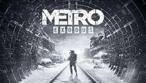 Metro Exodus Gold Edition (PC) im EPIC Store mit Feiertagsgutschein