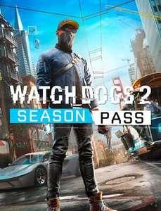 (Fanatical) (PC) Watch Dogs 2 Season Pass für 7,19 €