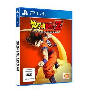 PS4 Dragonball Z - Kakarot Ps4 Playstation 4 für 20,98€ + VSK