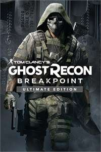 Ghost Recon® Breakpoint - Ultimate Edition [XBox One / XBox Serie] @Microsoft