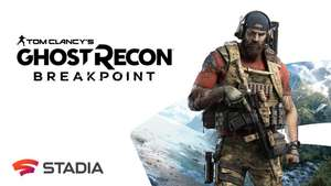 [Stadia Pro] Tom Clancy's Ghost Recon Breakpoint mit Gold oder Ultimate Edition