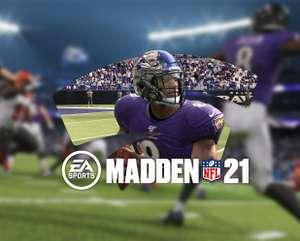 Madden NFL 21 free Weekend kostenlos und bis zu 60% Rabatt, 34,99 € [Stadia Pro, XBox, Playstation, PC]