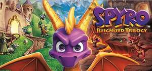 Spyro™ Reignited Trilogy / Crash™ Team Racing Nitro-Fueled für je 15,99€ im Playstation Store (PSN / PS4)