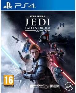 Cdiscount 2für1 Aktion für verschiedene Kategorien (z.B. Gaming) - 2x Star Wars Jedi : Fallen Order (PS4) für 39,98€