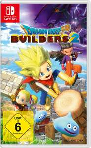 Dragon Quest Builders 2 (Switch, USK, Metascore 85)