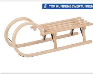 Alpina Fun by Colint Hörnerschlitten Rodel Traditional 100 cm