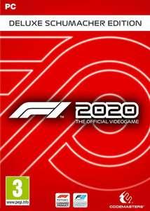 F1 2020 Deluxe Schumacher Edition | PC | Steam