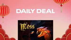 [Oculus Quest] Moss | Oculus Daily Deal