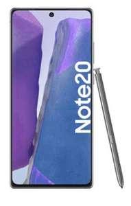 O2: Samsung Galaxy Note20 256GB + Samsung Galaxy Buds Live + Samsung Galaxy Watch Active2 Aluminium 40mm für 39,99€ monatlich, 1€ einmalig