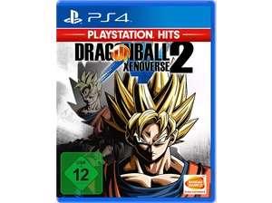 [Saturn] Dragon Ball: Xenoverse 2 für PlayStation 4 für 12,98€ bzw. 9,99€ bei Marktabholung (Metacrtic: 72/7.4)