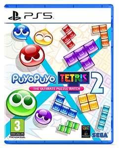 Puyo Puyo Tetris 2 PS5 für 21,68€ inkl. Versandkosten
