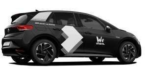 Nur bis 24.2.: 15 € Startguthaben für WeShare in Hamburg - 100% elektrisches Carsharing