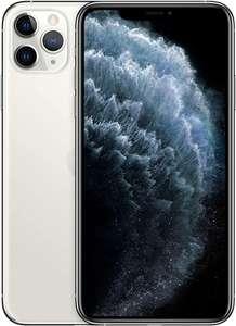 Apple iPhone 11 Pro Max 256GB - Silber - (Generalüberholt mit Amazon Gewährleistung) @amazon