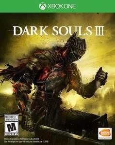 Dark Souls 3 (Xbox One) für 10,66€ inkl. Versand (Amazon)