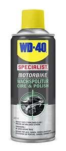 WD-40 Specialist Motorbike Wachspolitur 400ml [Amazon Prime]