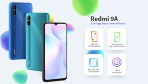 Xiaomi Redmi 9A 2GB/32GB EU Version - nur noch grau verfügbar -