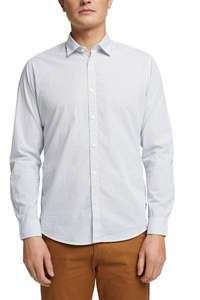 [Tara-M] Hemden-Sale von Esprit, s'Oliver, Jack & Jones, zB.: Esprit Men Shirts Woven Longsleeve white 4