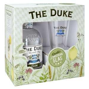 The Duke Munich Dry Gin + Longdrinkglas (Ideal zum Verschenken)