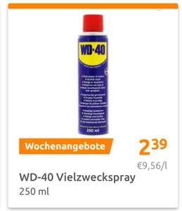 WD-40 Multifunktionsspray 250 ml Dose (9,56€/l)