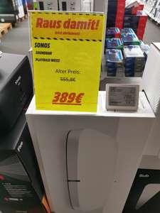 (Lokal) Sonos Playbase Media Markt Friedrichshafen