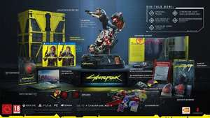 Cyberpunk 2077 Collector's Edition (PC & PS4 & Xbox One) für 134,99€ inkl. Versand (GameStop)