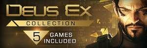 (Steam) The Deus Ex Collection - Steam Store
