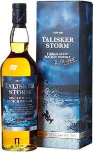 [Amazon] Whisky-Angebote (UPDATE: Preissenkungen bei Talisker Storm, Cardhu 12, Cragganmore 12 & Bulleit Rye)