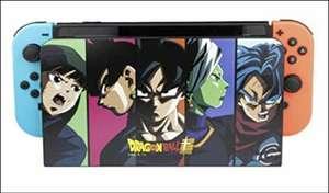 Switch Dock Cover Dragon Ball Super - Nintendo Switch Zubehör