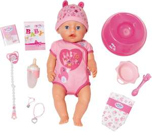 BABY born Soft Touch Girl Puppe, 43 cm, Amazon