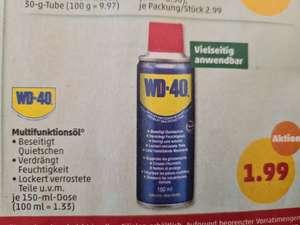 [Penny] WD-40 Multifunktionsöl 150ml für 1,99€ + ggfs. 10fache Payback Punkte