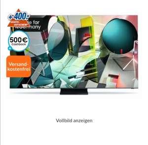 Samsung GQ65Q950T 8K QLED inkl. 400€ Einkaufsgutschein als Cashback