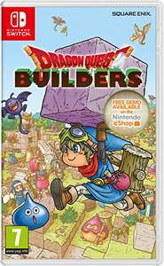 Dragon Quest Builders 1 (Nintendo Switch, PEGI, Cartridge) für 21,69€ inkl. Versand [Amazon UK]