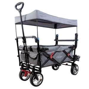 [ Ebay ] Fuxtec FX-CT800 Bollerwagen / faltbarer Transportwagen / Handwagen / Gartenwagen ( neuer BP )