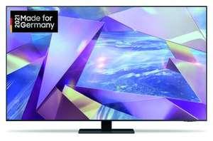 Samsung GQ65Q700TATXZG titanschwarz QLED TV (65 Zoll (163 cm), 8K UHD, Smart TV, Sprachsteuerung Alexa/Bixby, Google Assistant)