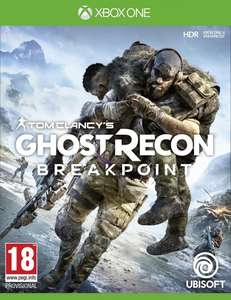(Prime) Tom Clancy's GHOST RECON Breakpoint EU - Xbox ONE