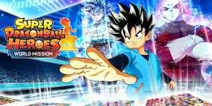 [Nintendo eShop] Super Dragon Ball Heroes World Mission