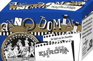 [Prime] ABACUSSPIELE 09092 - Anno Domini - Europa, Quizspiel, Kartenspiel, 340 Karten (BGG 6,8, Bestpreis)