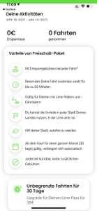 Lime 2 Monate kostenloses Freischaltpaket