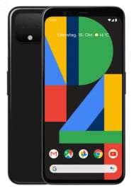 Google Pixel 4 64GB Schwarz im Telekom Congstar (8GB LTE 50Mbit, VoLTE) mtl. 22€ einm. 63,99€ | Wechsel in den S = 366,99€