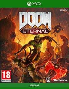 Doom Eternal (Xbox One) für 8,97€ inkl. Versand (Amazon UK)