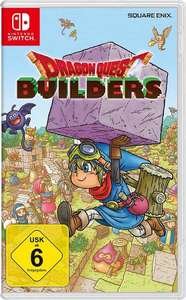 [Otto UP] Dragon Quest Builders Nintendo Switch
