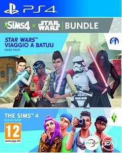 Die Sims 4: Star Wars - Reise nach Batuu-Bundle (PS4 & Xbox One) für 13,78€ (Amazon.it)
