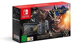 Nintendo Switch Monster Hunter Rise Edition Sofort Lieferbar