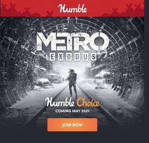 Humble Choice Mai- Metro Exodus, Darksiders Genesis, Hellpoint - Ab 04.05.2021
