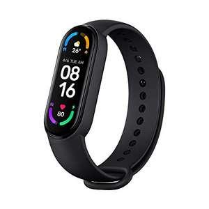 Xiaomi Mi Smart Band 6 Fitness- & Aktivitätstracker für 34,21€ (Amazon)