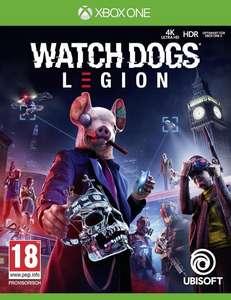 [Prime] Watch Dogs Legion XBox Series X / One - Pegi