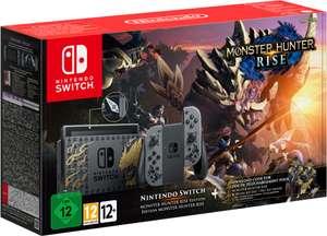 Jackpot-Gutscheine: Nintendo Switch Monster Hunter Rise Edition für 331,78€ / Ring Fit Adventure für 69,99€ / Apple TV 4K 2021 für 180€ usw.